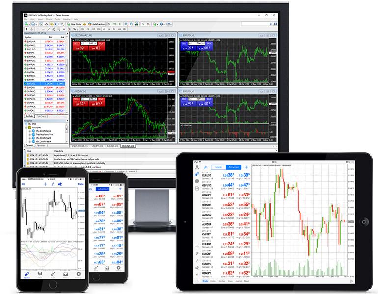 MT4/MT5取引プラットフォーム|海外FX XMの使い方:口座開設・入金出金・ボーナス・サポート・口コミ|FX研究所 | 自己心理・資金管理・取引手法をFXブログで徹底解説